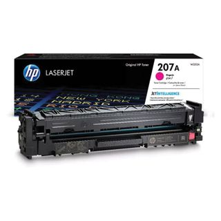 Toner Cartridge HP (W2213A) 207A for HP Color LJ M282 / M283 / M255 Magenta Original, Yield 1250 pages