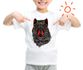 Children's t-shirt with special effects WOLF