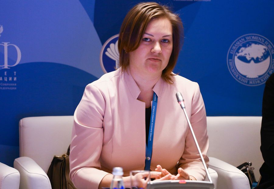 Global Rus Trade presents e-commerce opportunities for women exporters