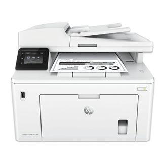 Laser MFP HP LaserJet Pro M227fdw (printer, copier, scanner, fax), A4, 28 ppm, 30,000 ppm, DUPLEX, ADF, Wi-Fi, s / k
