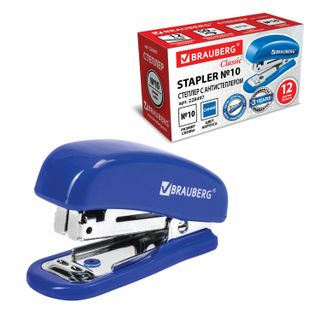 Stapler No. 10 MINI BRAUBERG