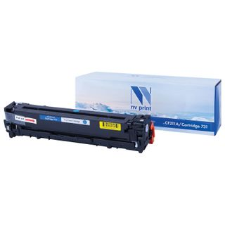 Laser cartridge NV PRINT (NV-CF211A / 731C) for HP M251nw / M276nw / CANON LBP-7110Cw, cyan, yield 1800 pages