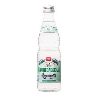 CHERNOGOLOVKA / Carbonated mineral water CHERNOGOLOVSKAYA, 0.33 l, glass bottle