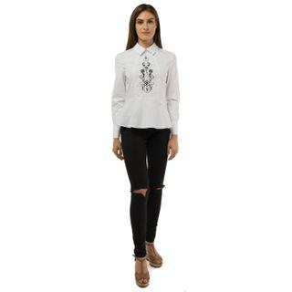 """Women's blouse """"Flora"""""""