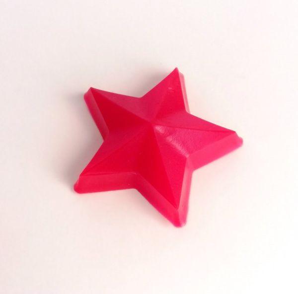 Handmade soap Star