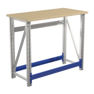 PRAKTIK / Metal workbench
