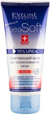Emollient cream for cracked heels series extra soft, cream, 100 ml