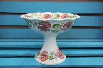 Fruit vase small Donskoy aroma (Flowers) 1 grade