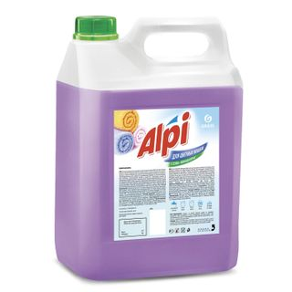 Liquid 5 kg GRASS ALPI, for colored fabrics, neutral, concentrate, gel