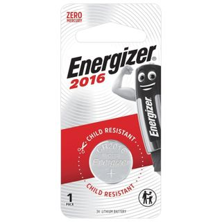 ENERGIZER / Battery CR 2016, lithium in blister, 1 piece