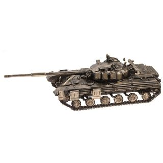 The model of the tank T-64A 1:35