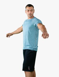 T-shirt men's quick-drying