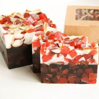 Spicy Zest - handmade aroma soap series aromatherapy