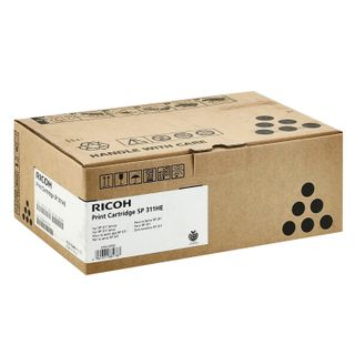 RICOH Laser Cartridge (SP 311UHE) SP 311 / SP325, black, original, increased yield 6400 pages
