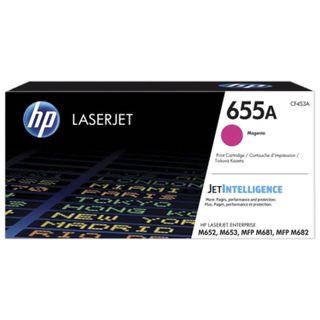 Toner cartridge HP (CF453A) Color LJ M652dn / M653dn / M681dh, magenta, yield 10,500 pages, original