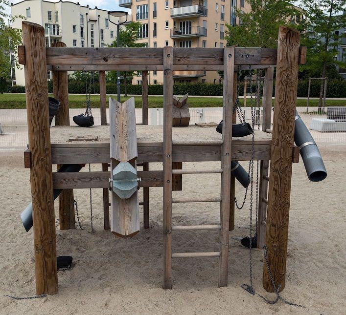Hercules / Kalahari Sand Playground