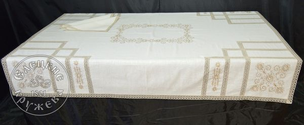Dining set 'Tablecloth and napkins' С534