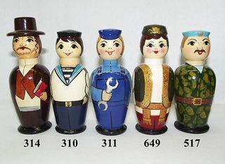 Vyatka souvenir / Souvenir