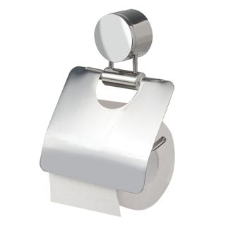 LIMA / Toilet roll holder stainless steel, mirror