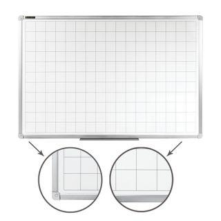 Magnetic marker board IN THE CELL (60x90 cm), aluminum frame, BRAUBERG