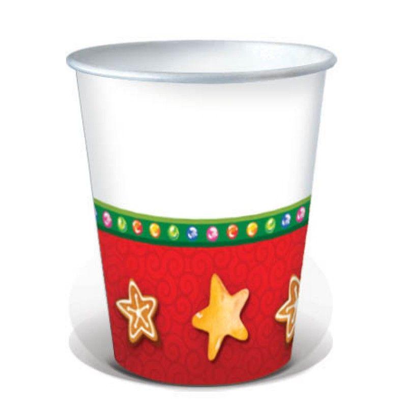 """Glass """"Santa"""" 250ml."""