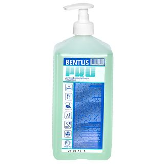 Bentus PRO / Disinfectant (concentrate), 1000 ml dosing pump