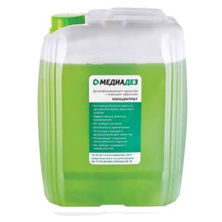 Disinfectant 5 l MEDIADEZ, concentrate
