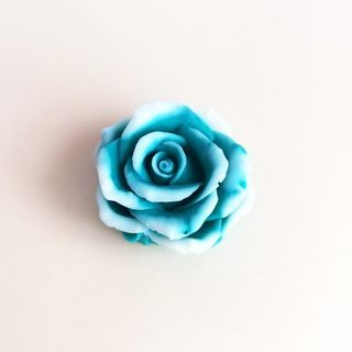 Handmade soap Turquoise rose