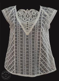Women's chiffon blouse lace С2195