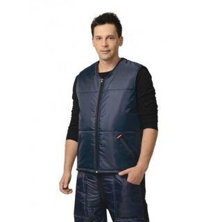 "Vest ""Berkut"" insulated male blue"