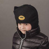 HELMET WINTER KNITTED (BLACK) BATMAN