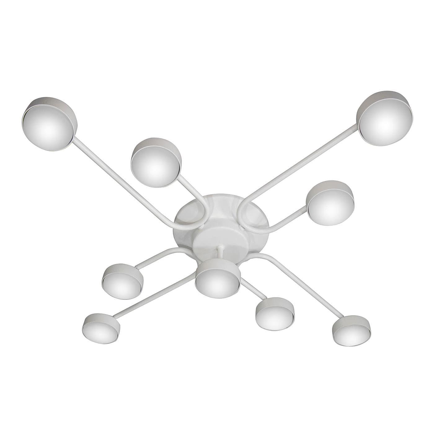 PETRASVET / Ceiling chandelier S2403-9, 9xGX53