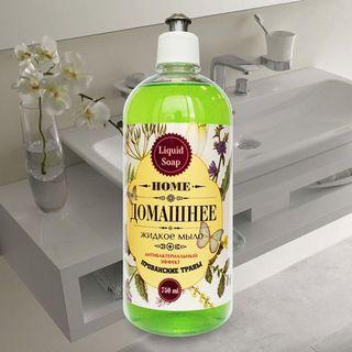Homemade liquid soap Provencal herbs 750 ml.