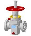Gate valves ZMS
