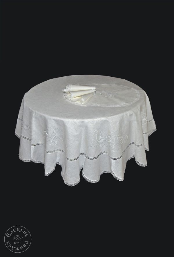Dining set 'Tablecloth and napkins' С1609