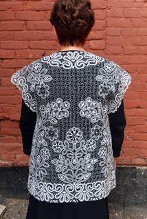 Vest extended Bloom