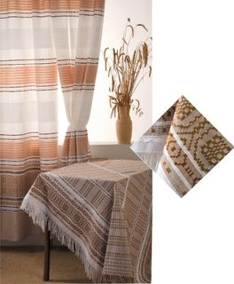 "Tablecloth ""Wheat"", 140х134"