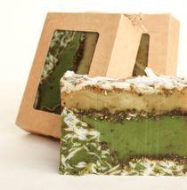Herbal smoothie - handmade hard gel