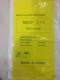 Mono-Dicalcium Phosphate (MDCP) 21%min