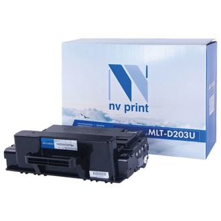 Toner cartridge NV PRINT (NV-MLT-D203U) for SAMSUNG ProXpress M4020ND / M4070FR, yield 15000 pages