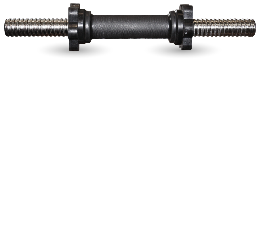 "Hercules / Bar for dumbbells ""MB-25-400B"""