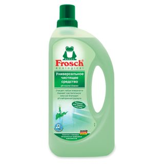 Universal cleaner FROSCH (Germany) for floors, furniture, kitchen and bathroom ECO 1 l