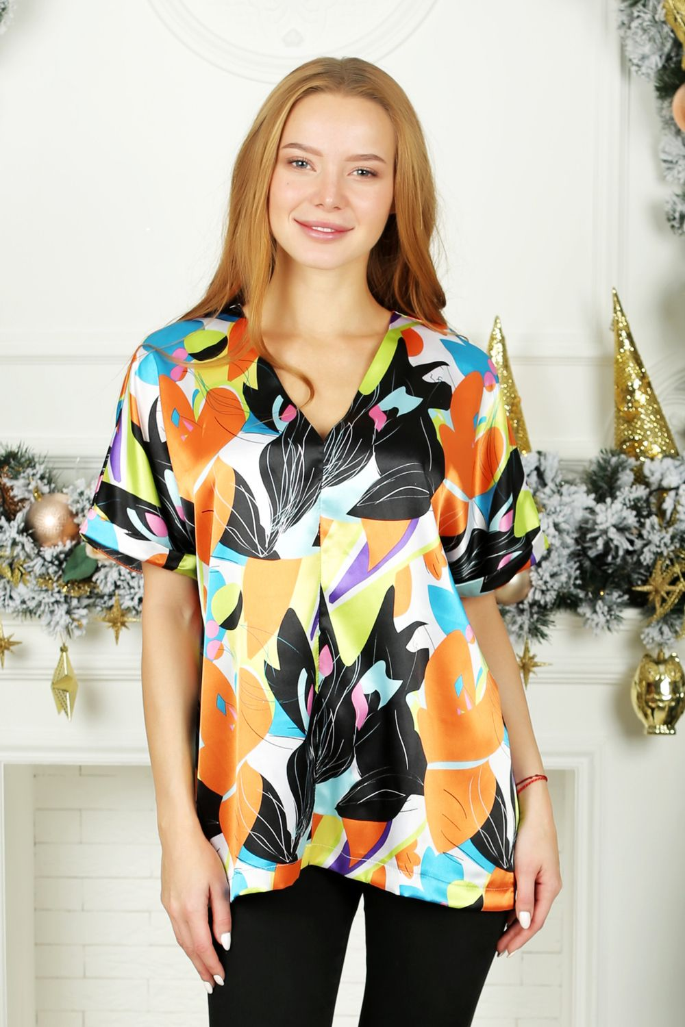 Lika Dress / Blouse Anna Art. 876