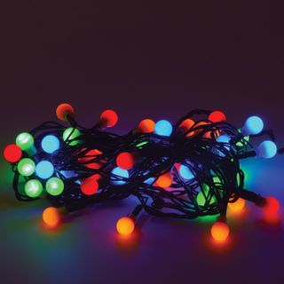 Golden fairy tale / LED electric garland