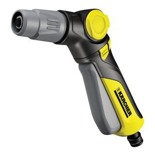 KARCHER (KERCHER) Plus watering pistol, jet shape and pressure adjustment, plastic