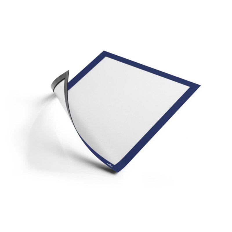 Durable / Information frame Duraframe Magnetic, A4 Blue