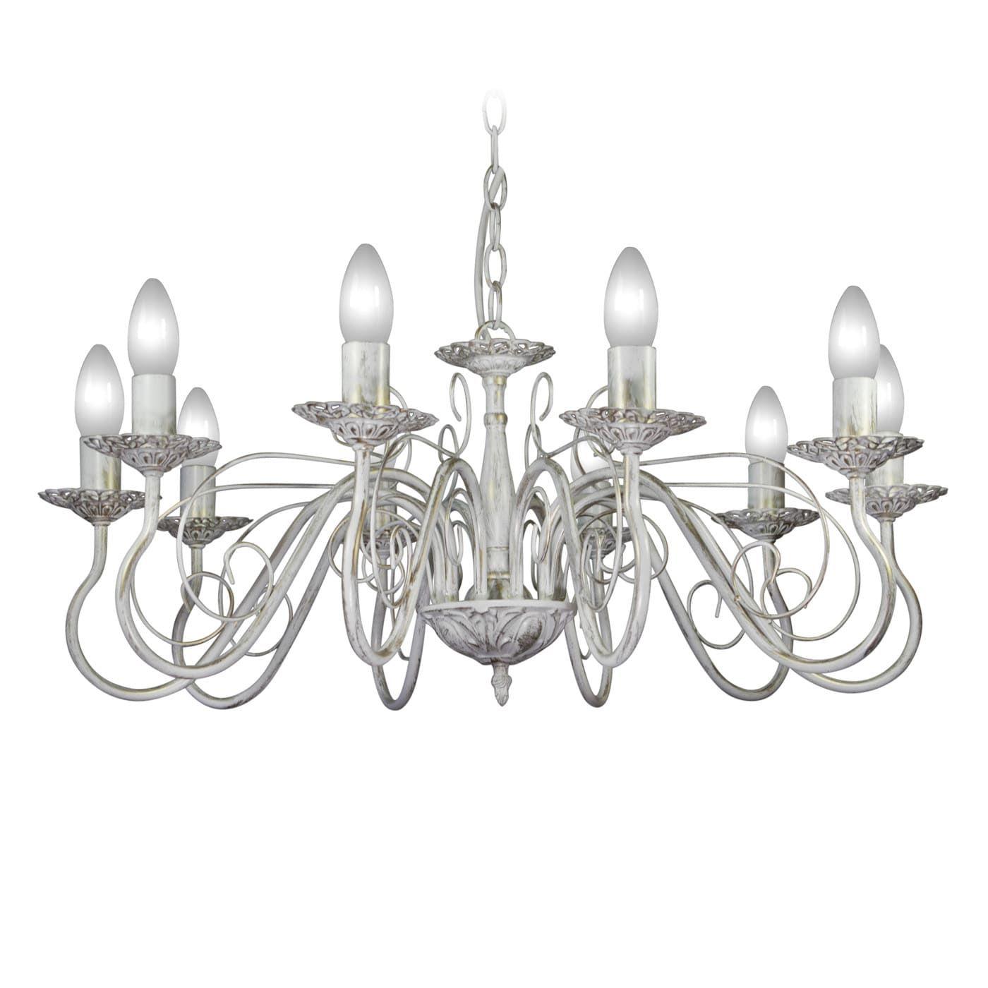 PETRASVET / Pendant chandelier S1164-10, 10xE14 max. 60W