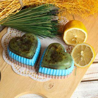 Lavender Lime - handmade soap