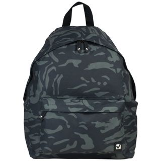 Backpack BRAUBERG, universal, city size, gray,