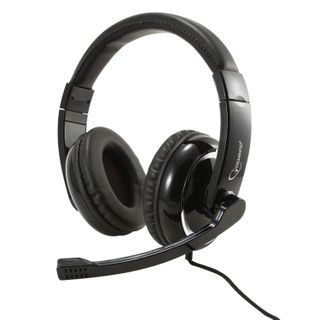 GEMBIRD / Headphones with microphone (headset) MHS-800, wired, 1.8 m, oversized with headband